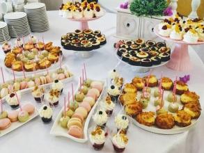 Słodka obsługa eventów